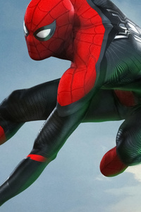 640x1136 Spiderman Far Fromhome Movie