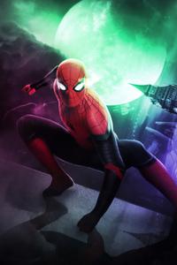 Spiderman Farfromhome 4k