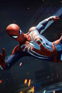 Spiderman Fighting In Cellblock