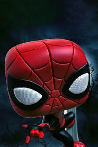 1080x1920 Spiderman Funko