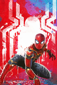 540x960 Spiderman Game Art