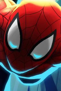 Spiderman Going