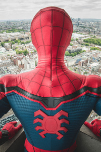 480x800 Spiderman Homecoming 4k 8k