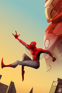 Spiderman Homecoming Arts