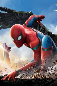 Spiderman Homecoming HD New