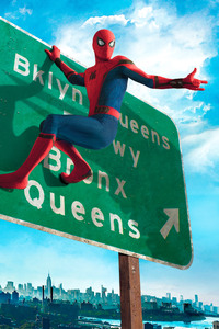 Spiderman Homecoming HD