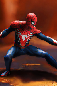 Spiderman In Action 2020