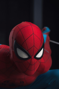 480x800 Spiderman In Action