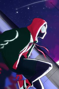 Spiderman In Queens