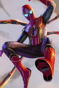 1440x2560 Spiderman Instant Killer Suit