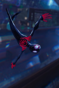 SpiderMan Into The Spider Verse 4k