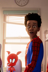 SpiderMan Into The Spider Verse All Spidermans