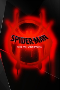 SpiderMan Into The Spider Verse Movie 2018 Logo