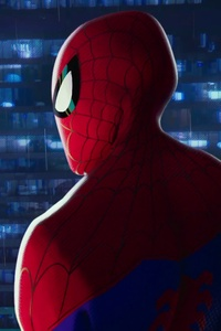 SpiderMan Into The Spider Verse Movie 4k 2018