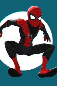 SpiderMan Into The Spider Verse Movie Digital Artwork