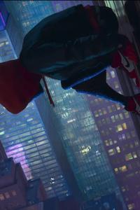 SpiderMan Into The Spider Verse Movie