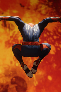 Spiderman Jumping HD