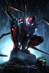Spiderman Kill Mod 4k