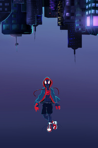 540x960 Spiderman Leap Of Faith