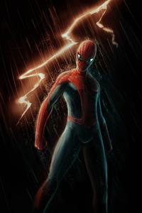 Spiderman Lightening