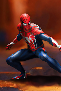 Spiderman Man Made 4k