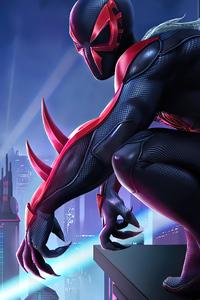 320x568 Spiderman Marvel Contest Of Champions 4k