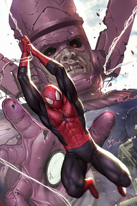 720x1280 Spiderman Marvel Zombies