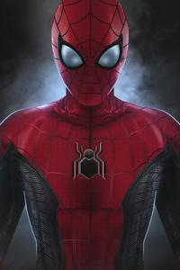 Spiderman Mask 4k