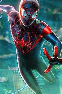 Spiderman Miles 2020