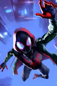 Spiderman Miles 4k 2020