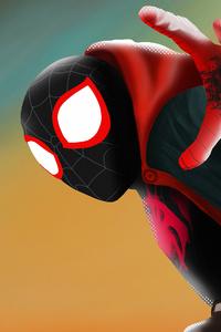 240x320 Spiderman Miles 4kart