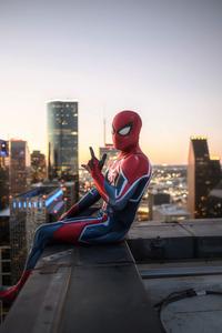 540x960 Spiderman Miles Morales 2020 4k