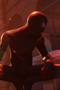 Spiderman Miles Morales 2021 Ps5 4k