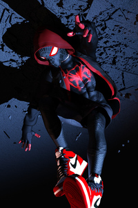 Spiderman Miles Morales 4k