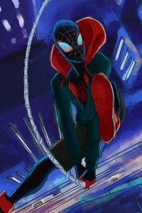 Spiderman Miles Morales Art 4k New