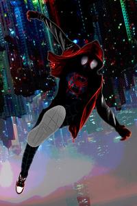 Spiderman Miles Morales Arts 4k