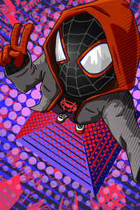 Spiderman Miles Morales New 4k