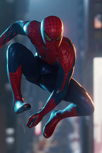 Spiderman Miles Morales Video Game 2021
