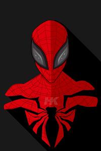 Spiderman Mimimalist 5k