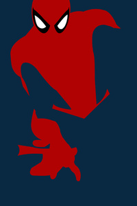 720x1280 Spiderman Minimal