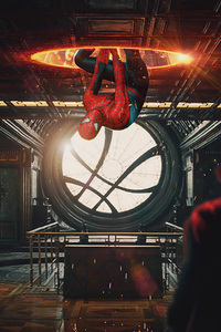 750x1334 Spiderman Multiverse Of Madness 5k