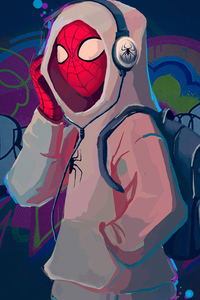 Spiderman Music 4k