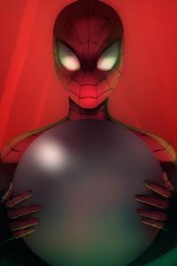 Spiderman Mysterio Head