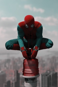 Spiderman New 4k 2018