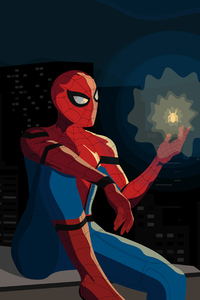 Spiderman New Artworks 2019