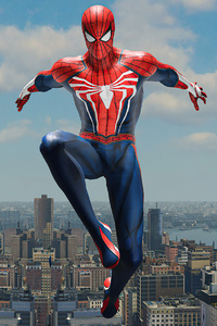 Spiderman New Yorker