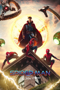 2160x3840 Spiderman No Way Home 2021 Poster 5k