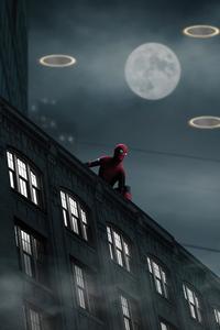 1080x1920 Spiderman No Way Home 4k 2021