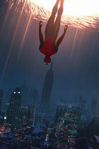 640x960 Spiderman No Way Home 5k