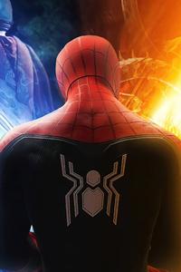 480x800 Spiderman No Way Home